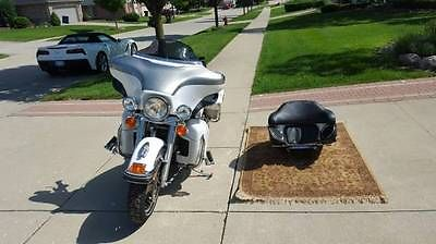 Harley-Davidson : Touring 2007 harley davidson flhtcu ultra classic electra glide