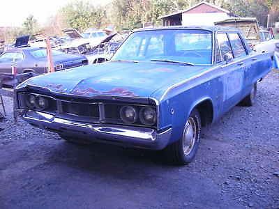 Dodge : Polara Highway Patrol Police Car 1968 dodge polara nevada state highway patrol police car 440 tnt real k code vin