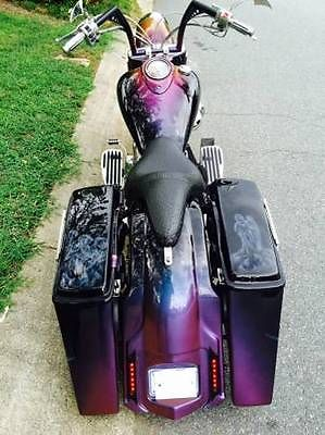 Custom Built Motorcycles : Other 2003 yamaha v star 1100 custom bagger