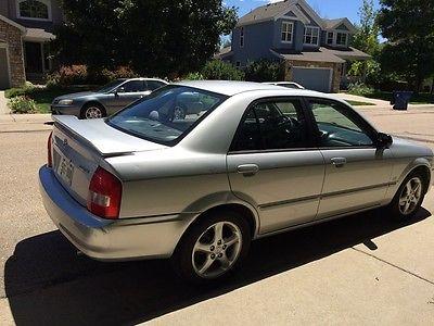 Mazda : Protege ES 2.0 2001 mazda protege es sedan 4 door 2.0 l local pickup only