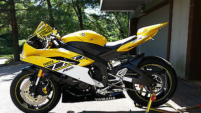 2006 Yamaha R6 50th Anniversary Motorcycles for sale