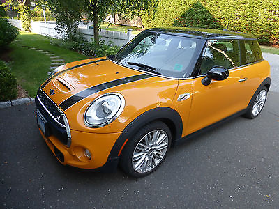 Mini : Cooper S S JCW Tuning Kit Mini Cooper S JCW Tuning Kit NAV LED PANORAMIC SUNROOF SPORT AUTOMATIC