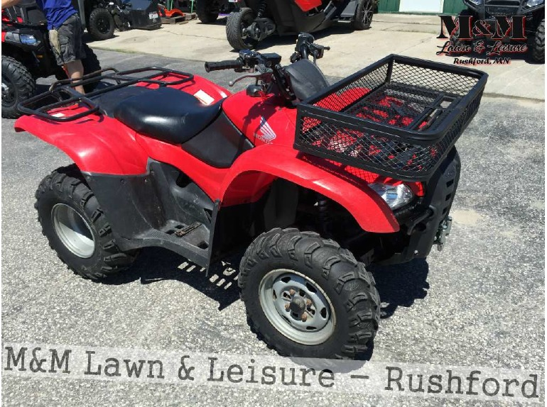2007 Honda Rancher 420 4x4 Motorcycles for sale