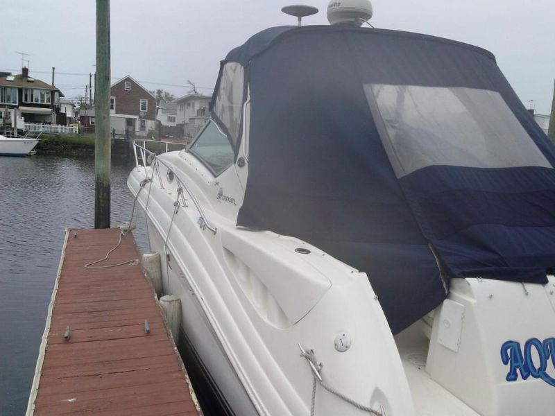 34' Sea Ray 340 Sundancer w/T