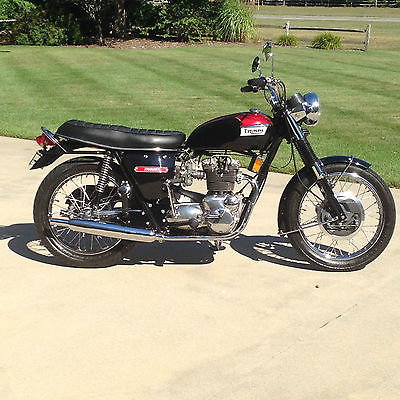 1970 trident triumph t150v motorcycles restored massachusetts classic motos 2040 parts motorcycle condition usa