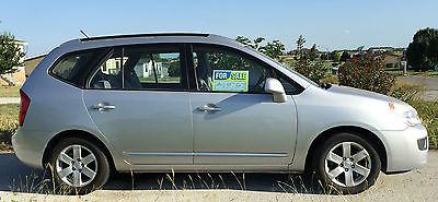 Kia : Rondo LX 2007 kia rondo lx wagon 4 door 2.4 l