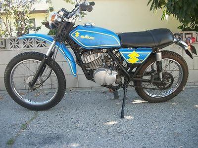 Suzuki : Other 1971 suzuki ts 185 for restoration