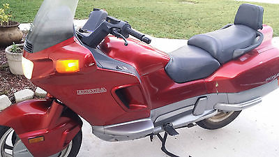 Honda : Other PACIFIC COAST PC800  1990 Clean Title