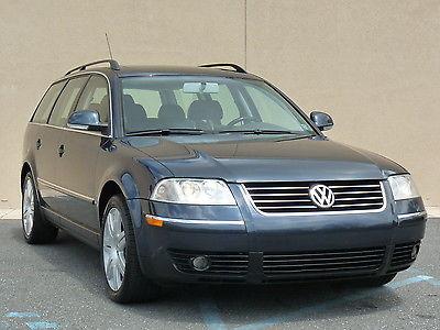 Volkswagen : Passat GLS Wagon 4-Door 05 vw passat tdi diesel auto 2.0 l wagon leather 135 k miles nice best offer