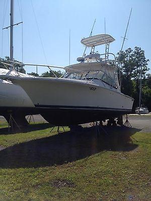 2005 Luhrs 28  Open Sport Fishing Boat