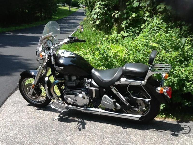 2004 Triumph Bonneville America Motorcycles For Sale