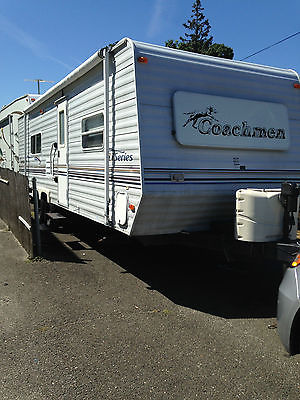 2003 Coachmen LT Series 261 RBS Travel Trailer with Slide