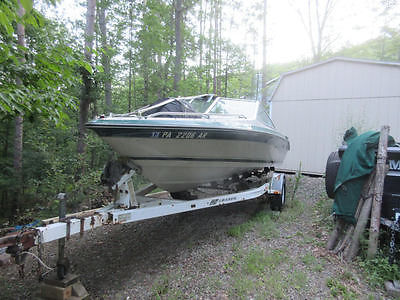 Sea Ray Seville Bow Rider Boats For Sale