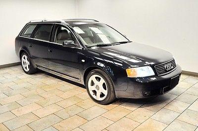 Audi : A6 3.0L 3.0 wagon 2004 audi a 6 avant wagon awd fully serviced