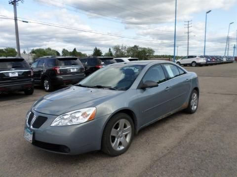 2007 PONTIAC G6 4 DOOR SEDAN