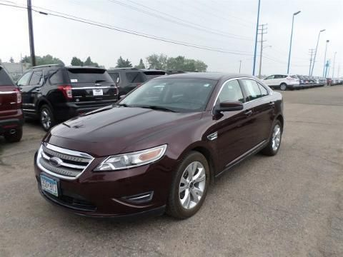 2010 FORD TAURUS 4 DOOR SEDAN