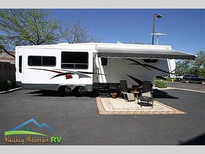 2007 Alpenlite Voyager 34RL 3 slds RECENTLY UPDATED NEW TIRES & STRIPES 4 SEASON