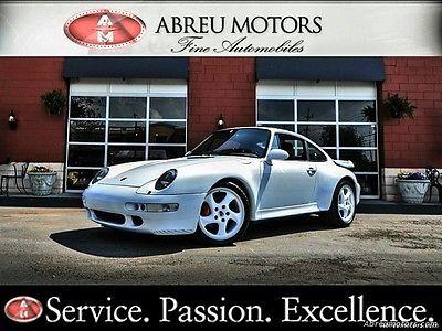 Porsche : 911 Carrera C2S Last year of an Era 1998 Porsche C2S. 34K miles - Collectors Quality 993!!