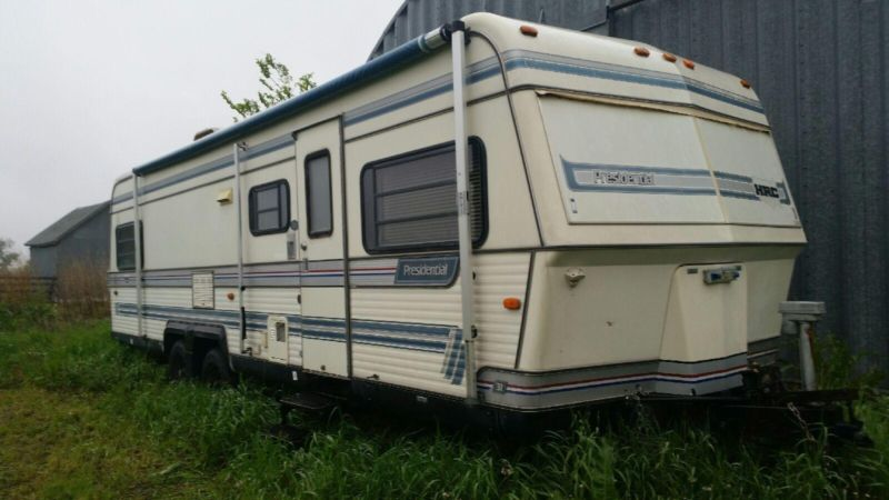 Holiday Rambler Travel Trailer For Sale