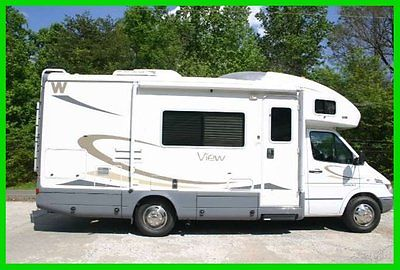 2007 Winnebago View 23h RVs for sale
