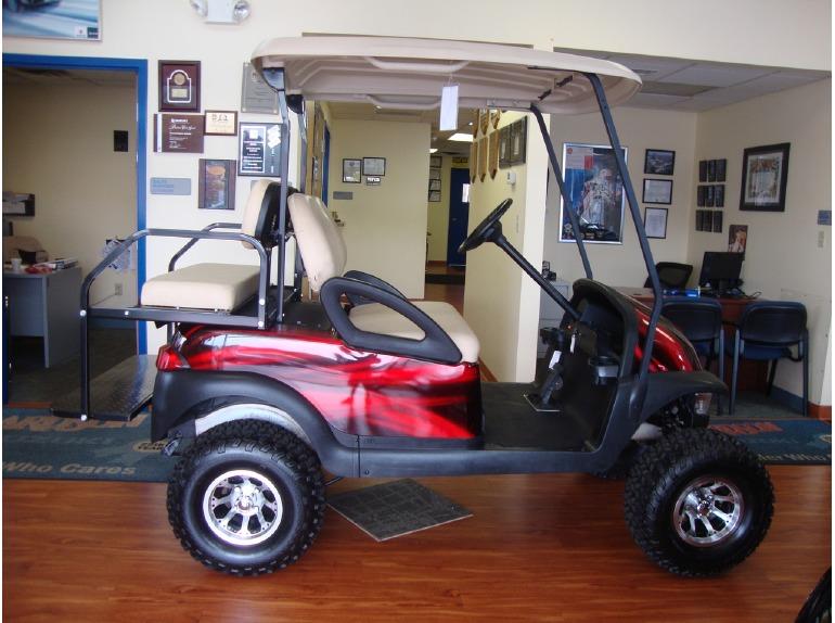 2011 Golf Cart Club Car PRECIDENT 12 ELECTRIC