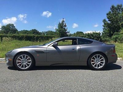 Aston Martin : Vanquish S Coupe 2-Door Pristine, Rare, Ultra Low Mile Vanquish S
