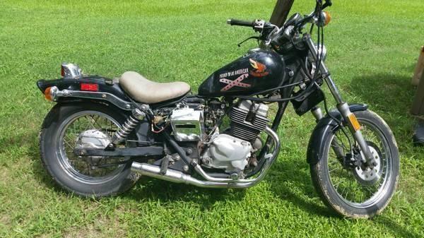 1985 honda 250 rebel motorcycles for sale. Black Bedroom Furniture Sets. Home Design Ideas