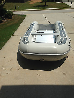 2011 West Marine Inflatable Boat, With 2011 15hp Mercury 4Stroke Under Warranty