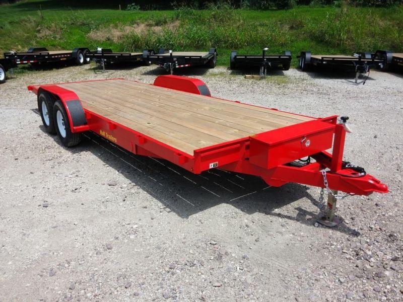 20 Ft Flatbed Trailer RVs for sale