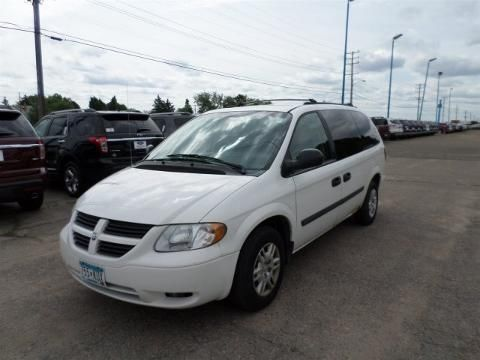 2005 DODGE GRAND CARAVAN 4 DOOR PASSENGER VAN