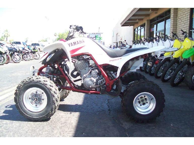 2004 raptor 660r motorcycles for sale for Yamaha 660r raptor