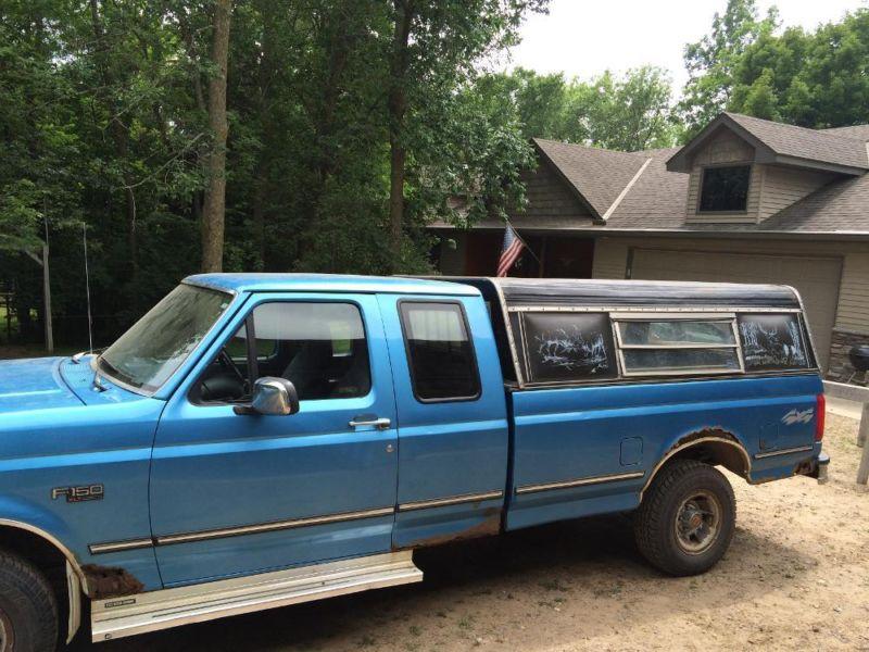 1992 ford f150 4x4 cars for sale. Black Bedroom Furniture Sets. Home Design Ideas
