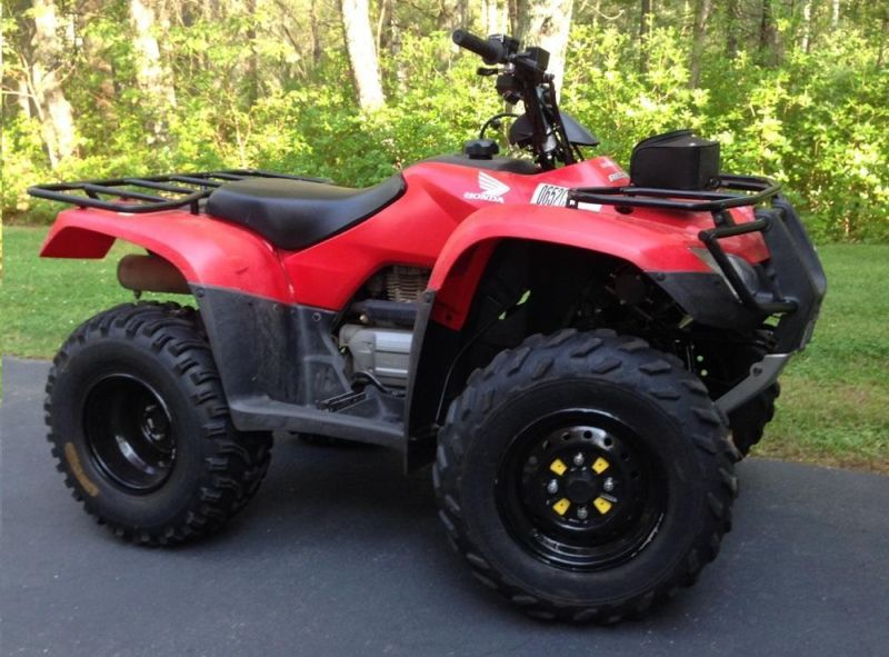 2009 HONDA RECON 250CC ATV