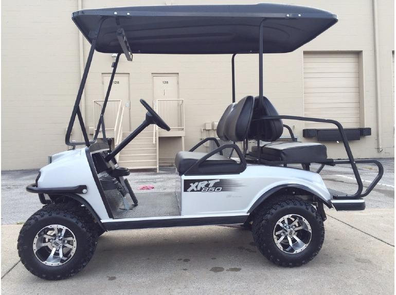 2015 Club Car Xrt 850 Gasoline