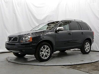 Volvo : XC90 3.2 AWD AWD 3rd Row BLIS Lthr Htd Seats Pwr Moonroof 18K Must See and Drive Save