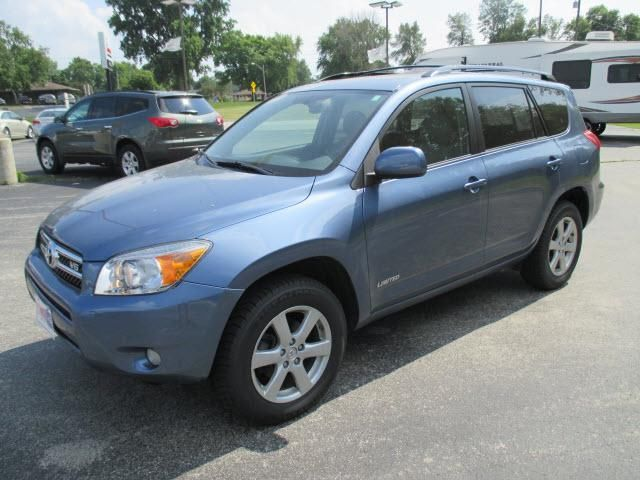 2007 Toyota RAV4 Limited 4dr SUV 4WD Limited