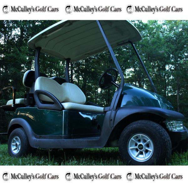 2011 Electric Golf Cart