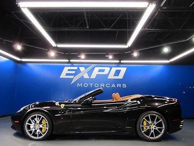 Ferrari : California Base Convertible 2-Door FERRARI CALIFORNIA Carbon Driver Zone Daytona Seats Diamond Wheels $231kMSRP!