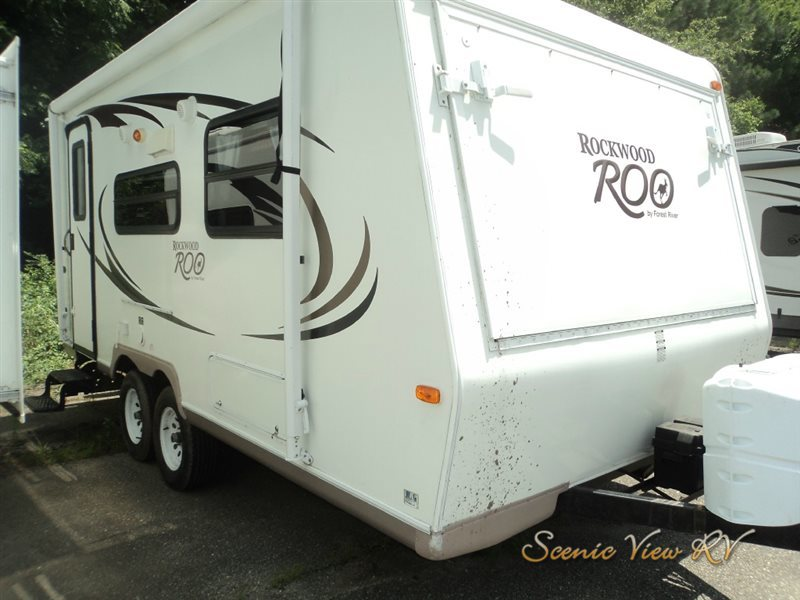 2011 Forest River Rv Rockwood Roo 19