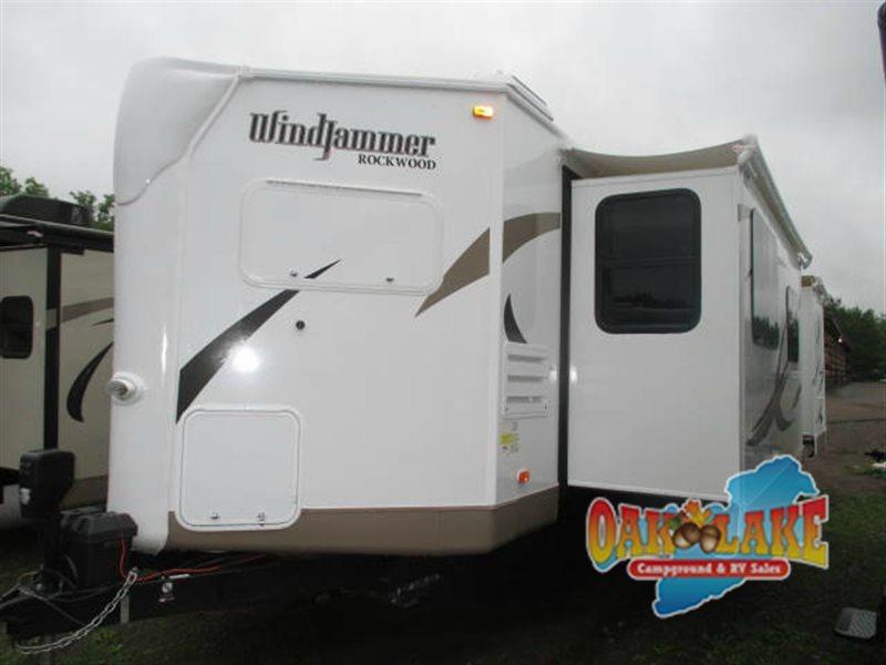 Forest River Rockwood Wind Jammer 3008w Rvs For Sale