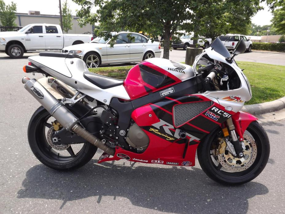 2003 Honda Rvt1000r Rc51 Motorcycles for sale