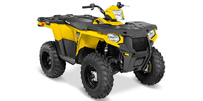 2016 Polaris Sportsman 570 Base