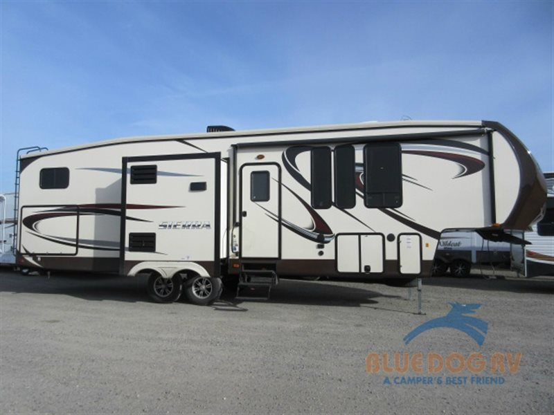2015 Forest River Rv Sierra Select 30IOK
