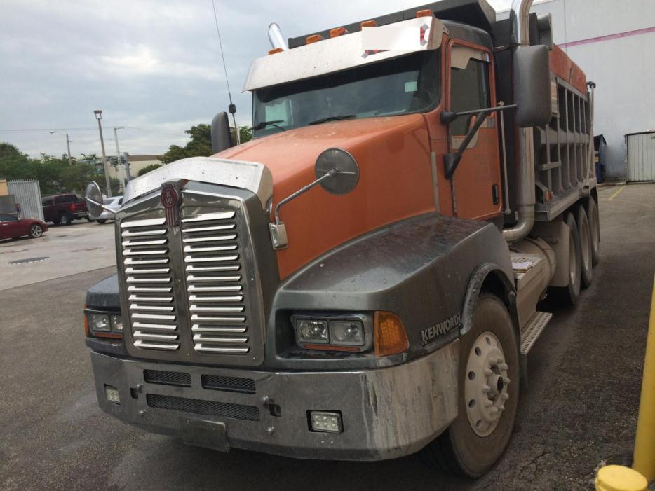 Kenworth T600 Tri Axle Dump Cars for sale