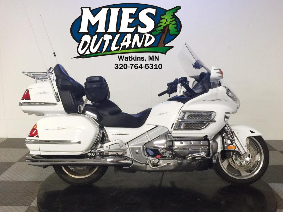Honda Goldwing 30th Anniversary Motorcycles For Sale