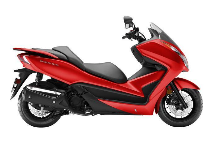 2015 Honda INTERSTATE