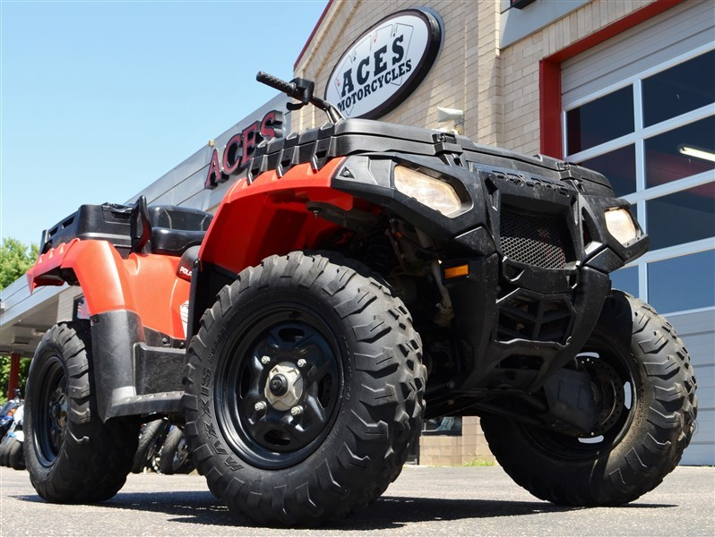 Polaris Sportsman 550 motorcycles for sale in Colorado