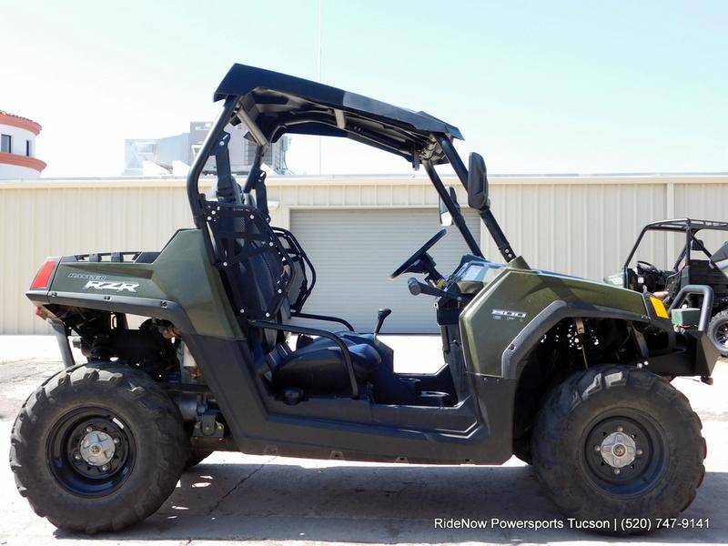 2008 Polaris Ranger RZR