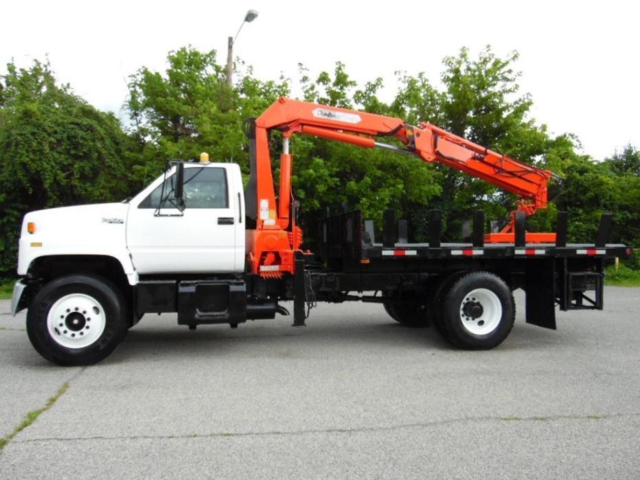 Crane Truck For Sale In Virginia
