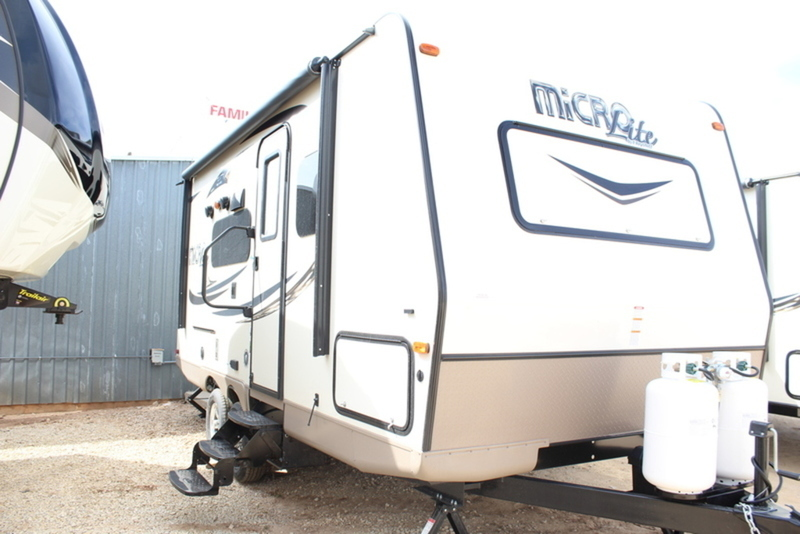 2016 Forest River Flagstaff Micro Lite 21DS